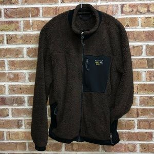 MOUNTAIN HARDWEAR FLEECE XL
